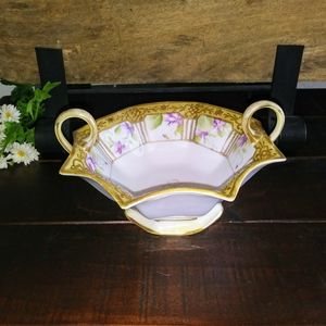 Vintage Nippon candy dish(1911)